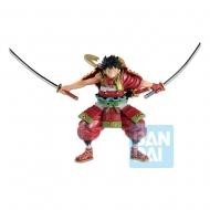 One Piece - Statuette Ichibansho Armor Warrior Luffytaro 20 cm