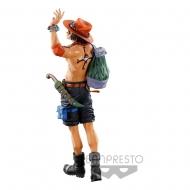 One Piece - Statuette BWFC 3 Super Master Stars Piece The Portgas D. Ace Two Dimensions 30 cm