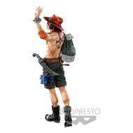 One Piece - Statuette BWFC 3 Super Master Stars Piece The Portgas D. Ace The Brush 30 cm