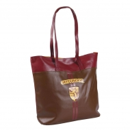 Harry Potter - Sac shopping simili cuir Gryffindor