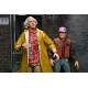 Retour vers le futur 2 - Figurine Ultimate Doc Brown (2015) 18 cm