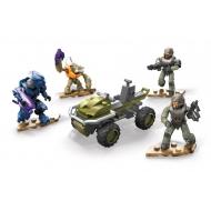 Halo Infinite - Jeu de construction Mega Construx Pro Builders Recon Getaway