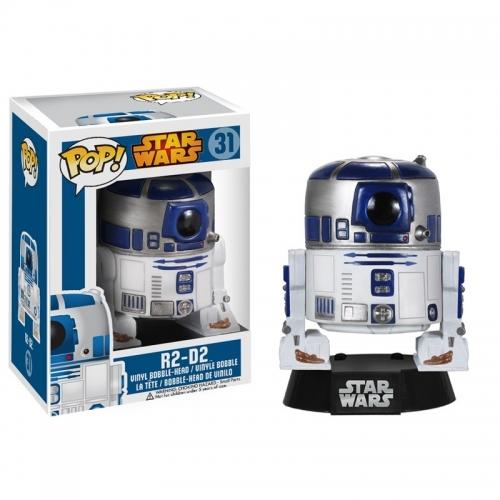 Star Wars - Figurine Pop R2D2