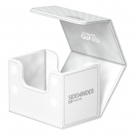 Ultimate Guard - Sidewinder 80+ XenoSkin Monocolor Blanc