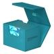 Ultimate Guard - Sidewinder 80+ XenoSkin Monocolor Bleu Pétrole