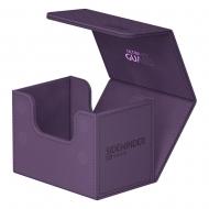 Ultimate Guard - Sidewinder 80+ XenoSkin Monocolor Violet