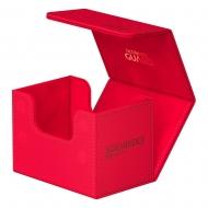 Ultimate Guard - Sidewinder 80+ XenoSkin Monocolor Rouge
