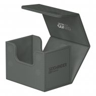 Ultimate Guard - Sidewinder 80+ XenoSkin Monocolor Gris