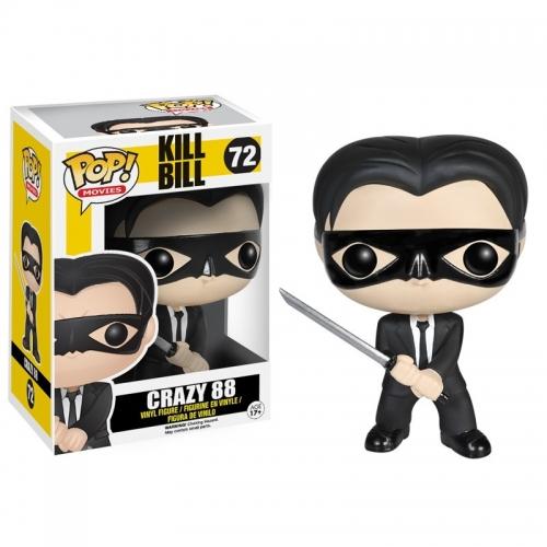 Kill Bill - Figurine Pop Crazy 88 9cm