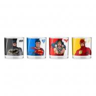 DC Comics - Set 4 verres à shot