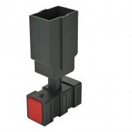 Batman The Animated Series - Réplique 1/1 Grapnel Launcher 18 cm