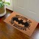 Batman - Paillasson Welcome To The Batcave 40 x 60 cm