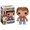 Retour Vers Le Futur - Figurine Pop de Marty McFly