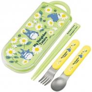 Mon voisin Totoro - Set baguettes et cuillère et fourchette Daisies