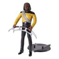Star Trek : The Next Generation - Figurine flexible Bendyfigs Lt Worf 19 cm