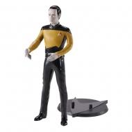 Star Trek : The Next Generation - Figurine flexible Bendyfigs Lt. Cmdr. Data 19 cm