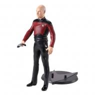 Star Trek : The Next Generation - Figurine flexible Bendyfigs Capt. Picard 19 cm