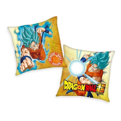 Dragon Ball Super - Oreiller SSGSS Son Goku 40 x 40 cm