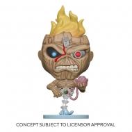 Iron Maiden - Figurine POP! Eddie Seventh Son of Seventh Son 9 cm