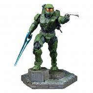 Halo Infinite - Statuette Master Chief & Grappleshot 26 cm