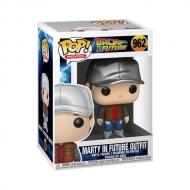 Retour vers le Futur - Figurine POP! Marty in Future Outfit 9 cm