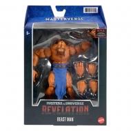 Les Maîtres de l'Univers : Revelation Masterverse 2021 - Figurine Beast Man 18 cm
