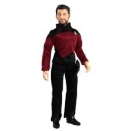 Star Trek TNG - Figurine Cmdr Will Riker 20 cm