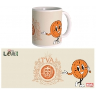 Marvel Loki - Mug TVA and Miss Minutes