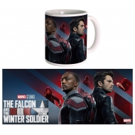 Marvel - Mug The Falcon & the Winter Soldier Poster