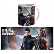 Marvel - Mug The Falcon & the Winter Soldier Shield