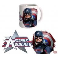 Marvel - Mug The Falcon & the Winter Soldier Walker