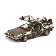 Retour vers le Futur II - DMC DeLorean 1/43 métal