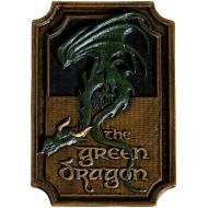 Le Seigneur des Anneaux - Aimant The Green Dragon