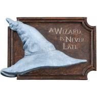 Le Seigneur des Anneaux - Aimant A Wizard Is Never Late