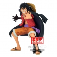 One Piece - Statuette King Of Artist Monkey D. Luffy Wanokuni II 20 cm