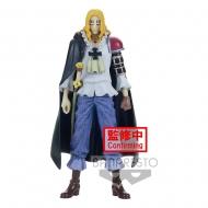 One Piece - Statuette DXF Grandline Men Basil Hawkins (Wano Kuni) 17 cm