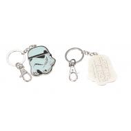 Star Wars - Porte-clés métal Stormtrooper Helmet