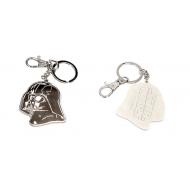Star Wars - Porte-clés métal Vader Helmet