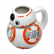 Star Wars Episode VII - Mug 3D BB-8