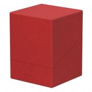 Ultimate Guard - Boulder Deck Case Return To Earth 100+ taille standard Rouge