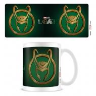 Loki - Mug Horns Icon
