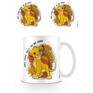 Le Roi lion - Mug Cant Wait To Be King