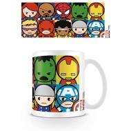 Marvel Comics - Mug Kawaii Characters