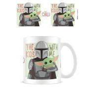 Star Wars The Mandalorian - Mug The Kids With Me