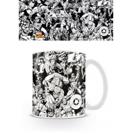 Marvel Comics - Mug Characters