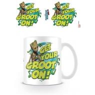 Les Gardiens de la Galaxie Vol. 2 - Mug Get Your Groot On