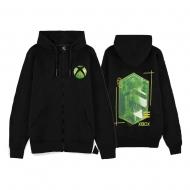 Microsoft Xbox - Veste à capuche Logo Microsoft Xbox