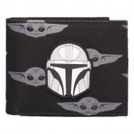 Star Wars : The Mandalorian - Porte-monnaie Bifold Helmet