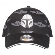 Star Wars : The Mandalorian - Casquette hip hop Helmet
