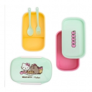 Pusheen - Boite à goûter Bento Hello Kitty
